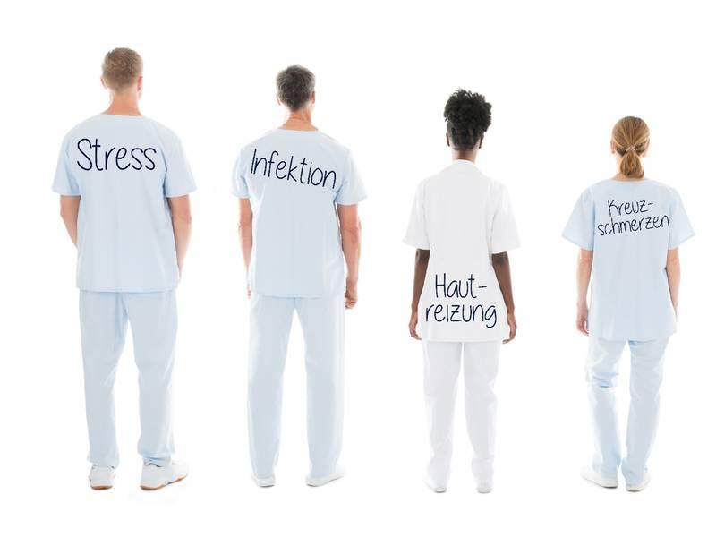 Dating einer Krankenschwester T-Shirt