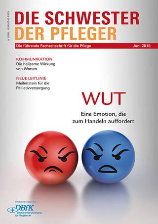Emotion Wut